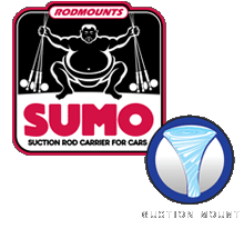 Sumo Suction Rod Mount